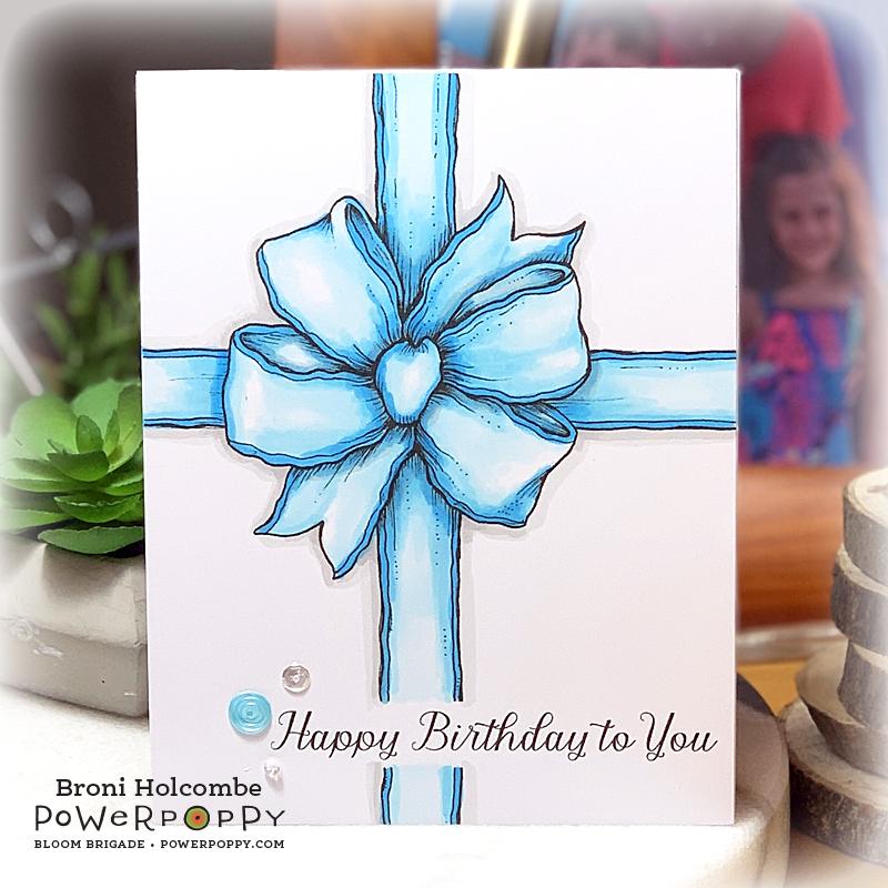 030620 PP Happy Birthday Bow