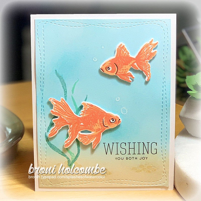 031820 CTD585 Wishing You Both Joy