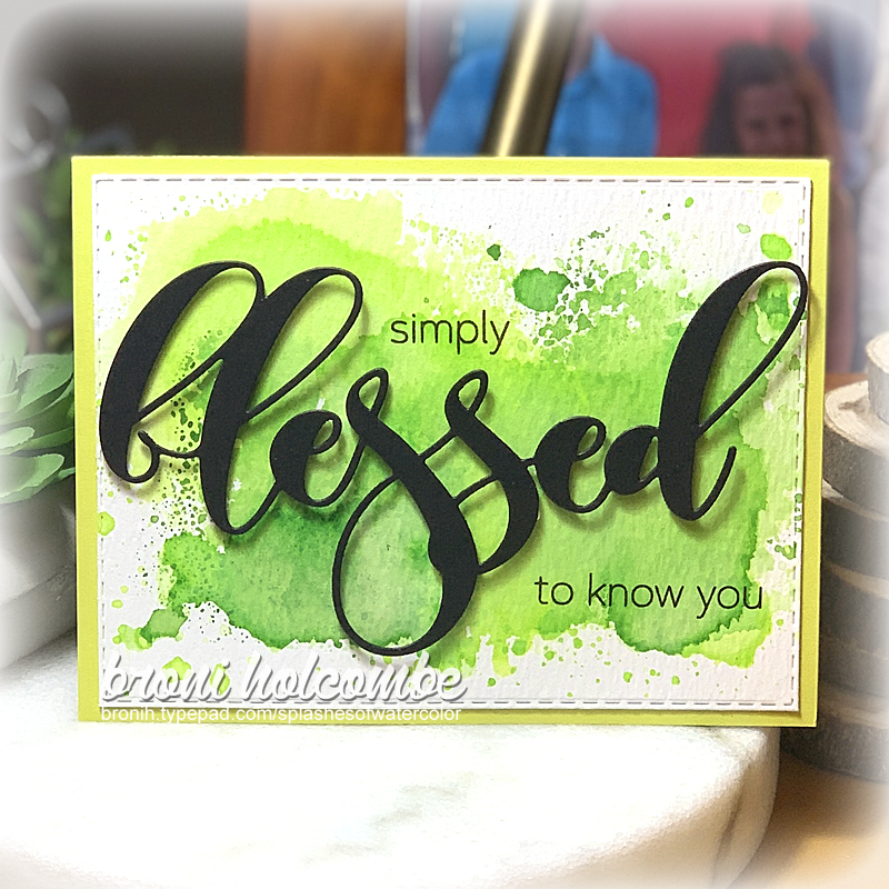 031120 CTD584 Simply Blessed