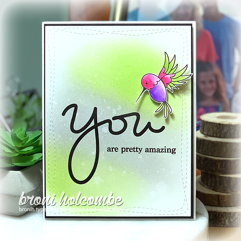 021920 CTD581 You Are Pretty Amazing
