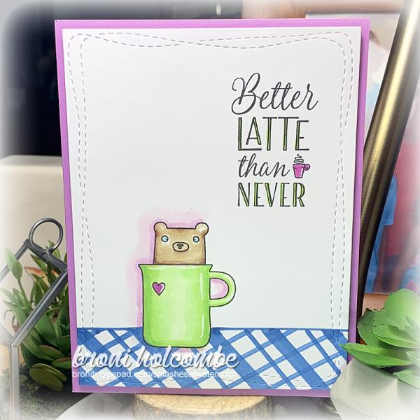 090220 CTD609 Better Latte Than Never