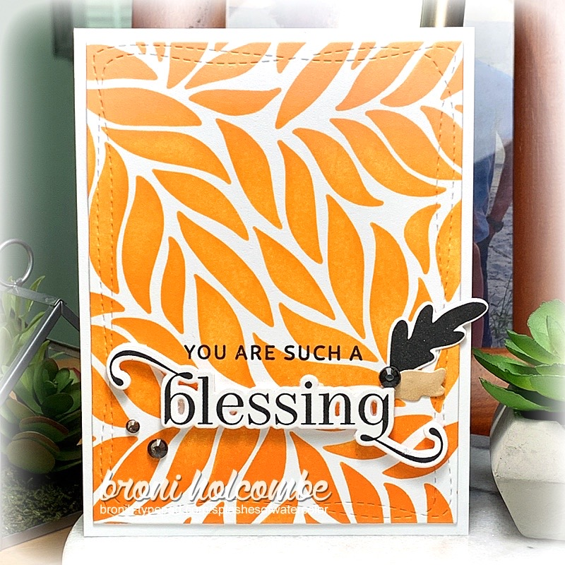 101420 CTD615 Blessing