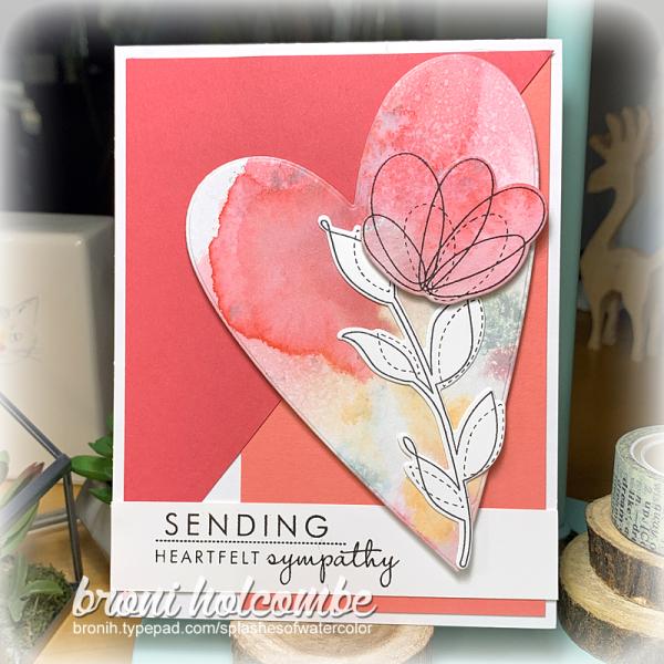 033121 CTD635 Sympathy Heart