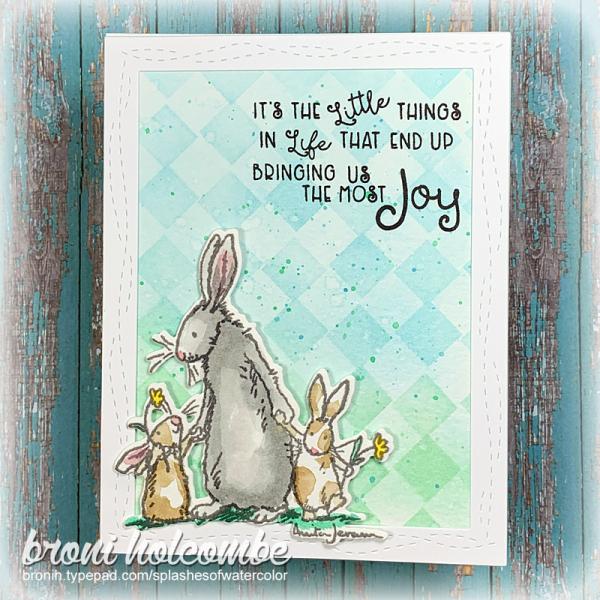 033121 CTD635 Bunny boy