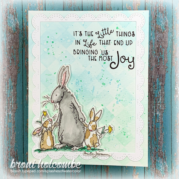 033121 CTD635 Bunny girl