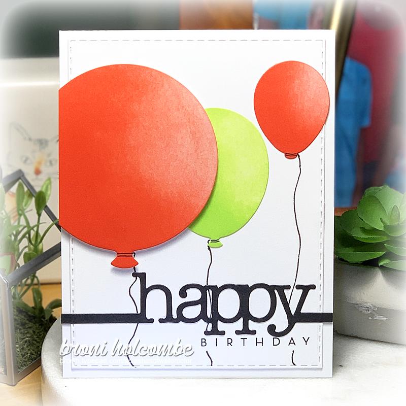 070120 CTD600 Happy Balloons