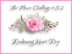 011321 The Flower Challenge #52