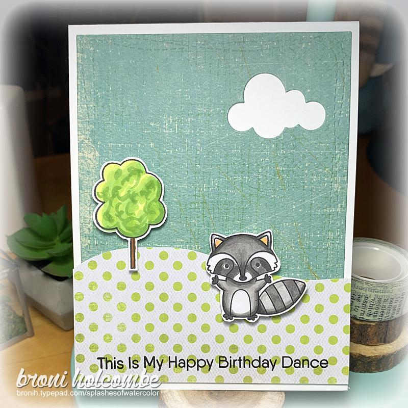 041421 CTD638 Happy Birthday Dance