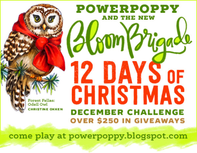 2020_PowerPoppy12DaysChristmas_graphic
