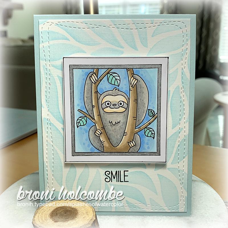 031021 CTD633 Sloth Smile 1