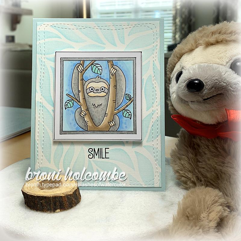 031021 CTD633 Sloth Smile 2