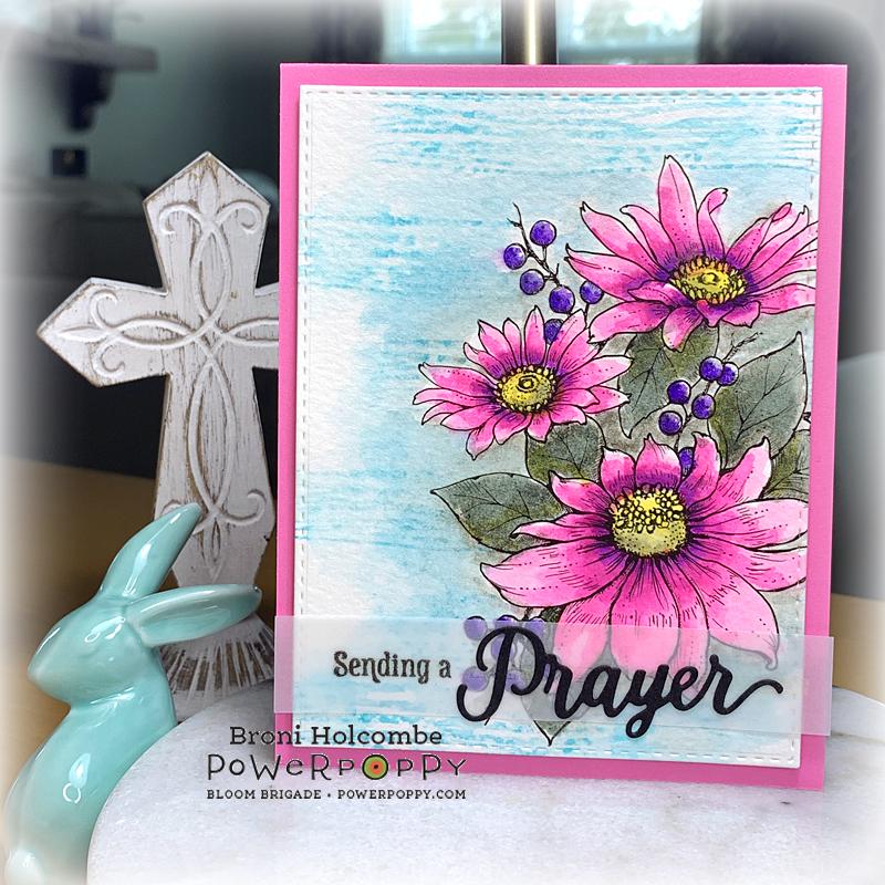 032421 CTD635 Sending a Prayer