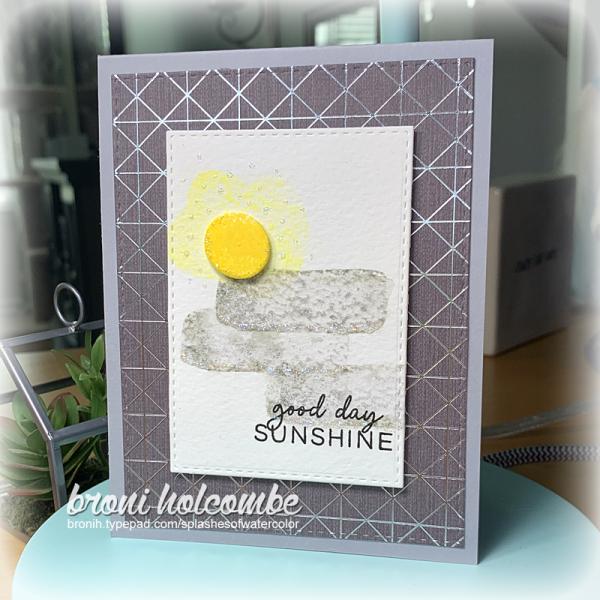 070721 CTD650 Good Day Sunshine