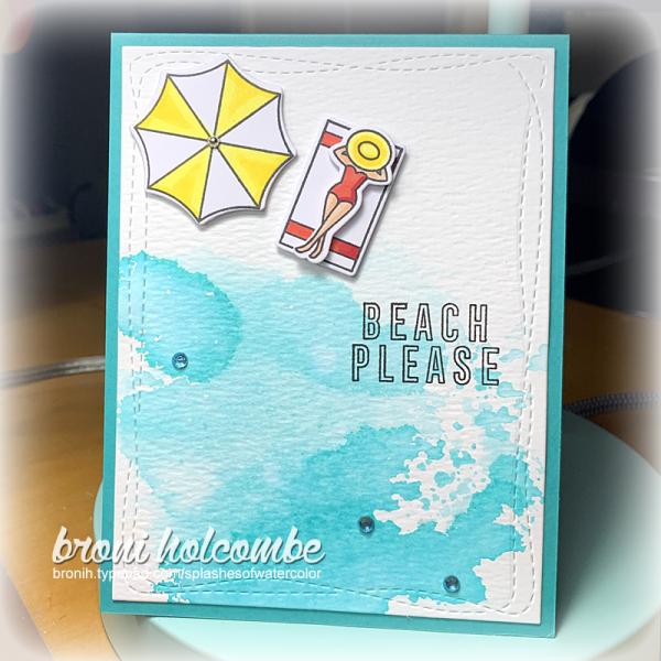 081821 CTD656 Beach Please